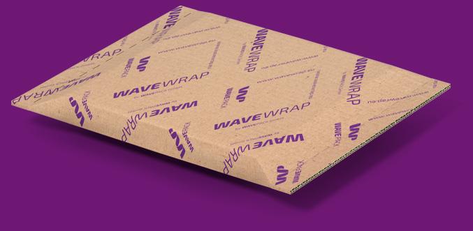 wavewrap die verpackungsl sung f r kleine formate. Black Bedroom Furniture Sets. Home Design Ideas